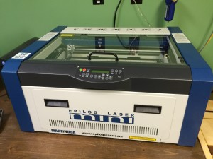 Epilog Mini Laser System