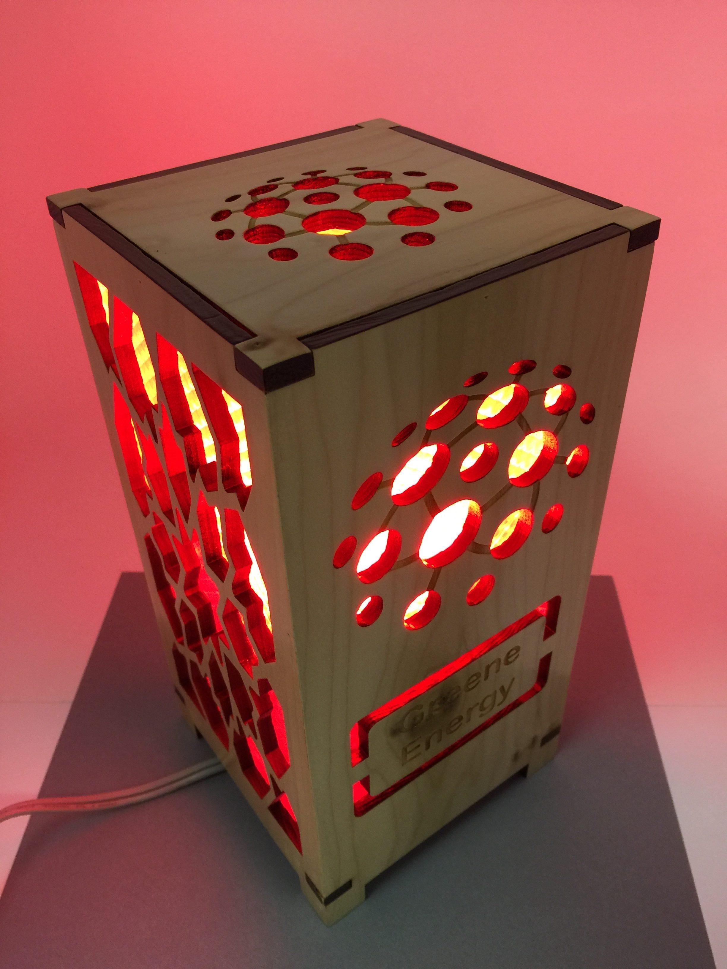 Custom LED Lantern